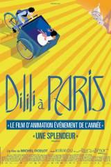 Dilili à Paris - Michel Ocelot 2018 - dessin animé