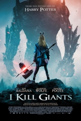 I kill giants – Anders Walter 2017 – Madison Wolfe, Zoe Saldana, Imogen Poots