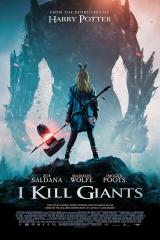 I kill giants – Anders Walter 2017 – Madison Wolfe, Zoe Saldana, Imogen Poots