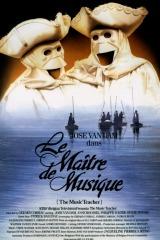 Le Maître de Musique - Gérard Corbiau 1988 – José Van Dam, Patrick Bauchau, Philippe Volter