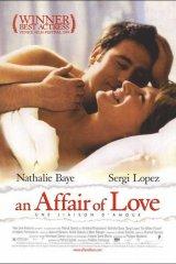 Une liaison pornographique – Frédéric Fonteyne 1999 – Nathalie Baye, Sergi Lopez