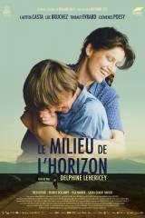 Le milieu de l'horizon – Delphine Lehericey 2019 – Laetitia Casta,  Clémence Poésy