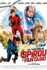 Les aventures de Spirou et Fantasio – Alexandre Coffre 2018 – Thomas Dolivéres, Alex Lutz, Christian Clavier