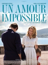 Un amour impossible – Catherine Corsini 2018 – Virginie Efira, Niels Schneider