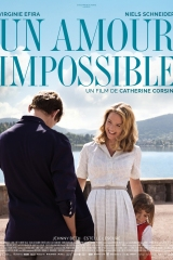Un amour impossible – Catherine Corsini 2018 – Virginie Efira, Niels Schneider